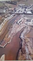 South Quay aerial 1970s